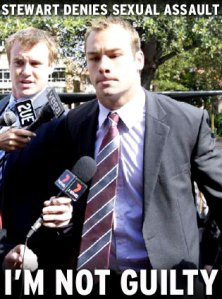 Brett Stewart court case