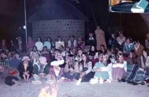 Shalom campsite, Matopos National Park